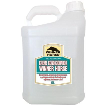 Creme condicionador 5 litros winner horse