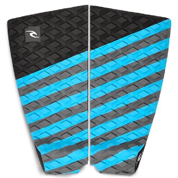 Deck para prancha de surf rip curl lowers blue 2 preças-