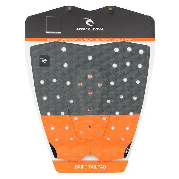 Deck para prancha de surf rip curl drift 3 peças orange -