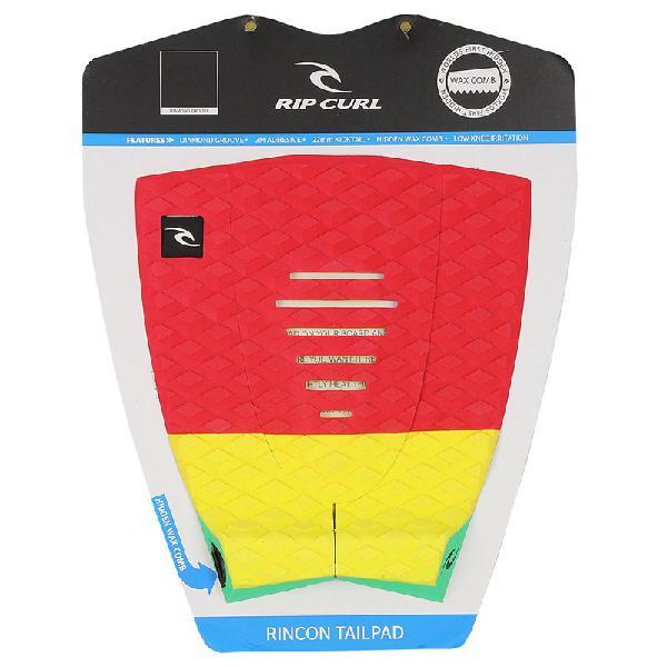Deck para prancha de surf rip curl rincon 3 peças red -