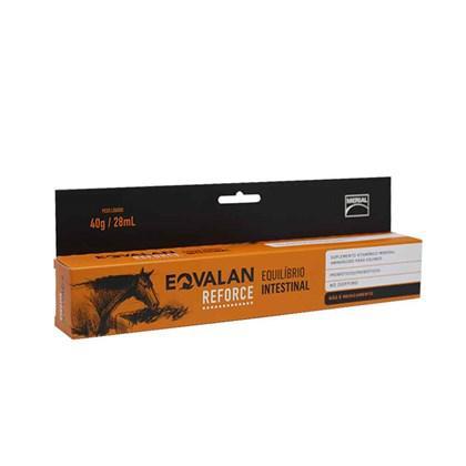 Eqvalan reforce equilíbrio intestinal 40 gramas boehringer