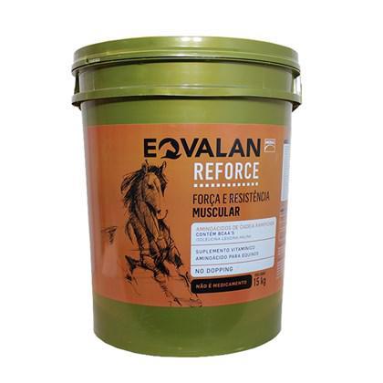 Eqvalan reforce força e resistência muscular 15 kg
