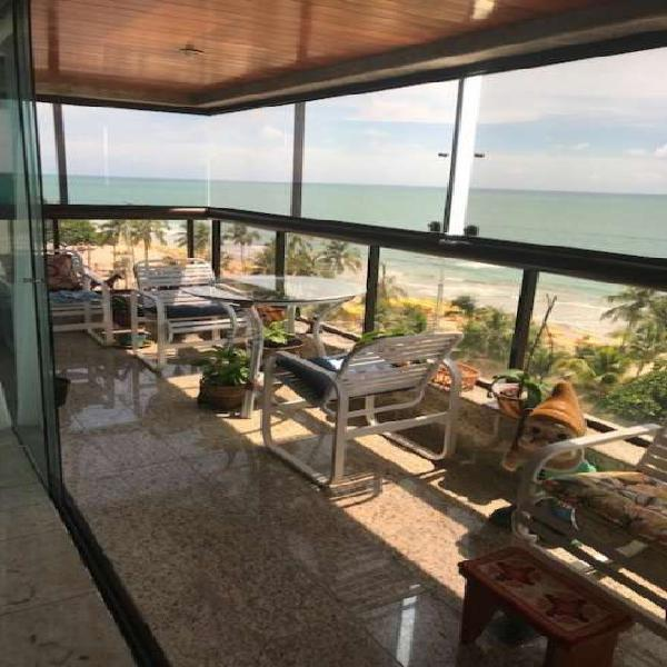 Excelente apartamento na praia de boa viagem
