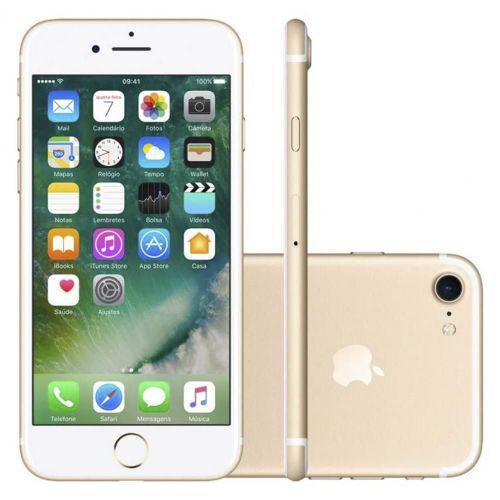 Iphone 7 32gb ela 4.7'' ios 10 4g c/u00e2mera 12mp - apple -