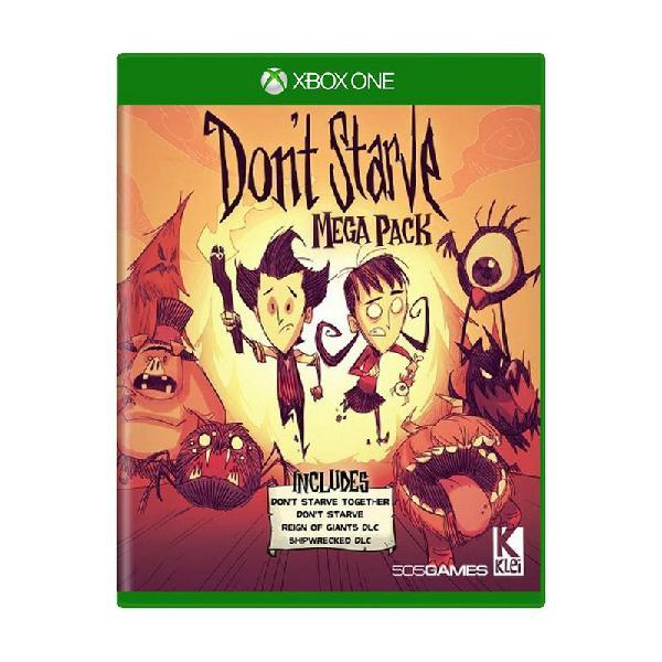 Jogo Don't Starve Mega Pack - Xbox One