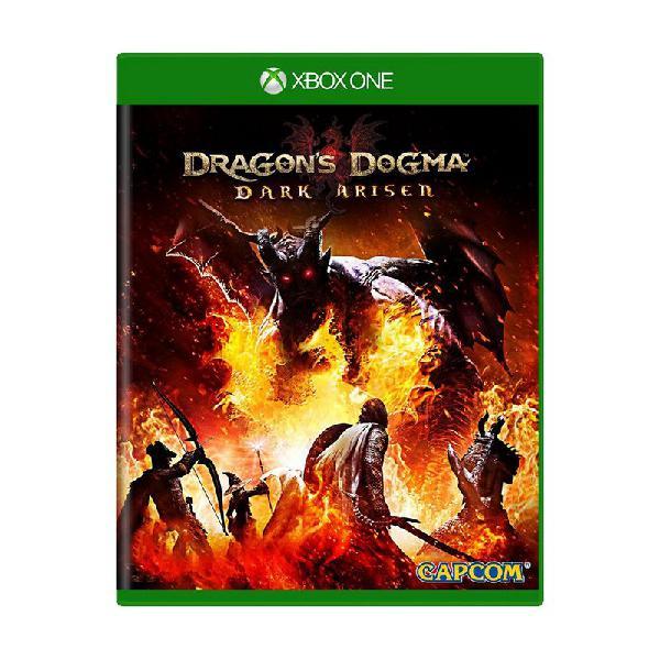 Jogo dragon's dogma: dark arisen - xbox one