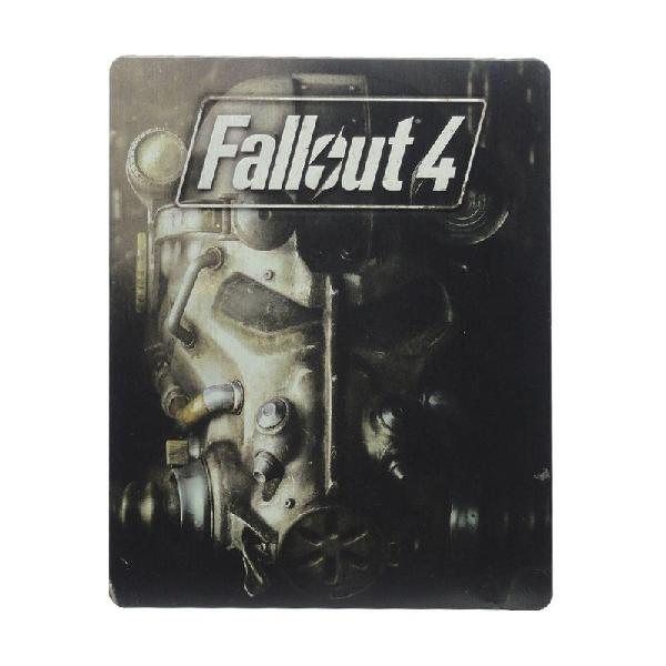 Jogo fallout 4 (steel case) - xbox one