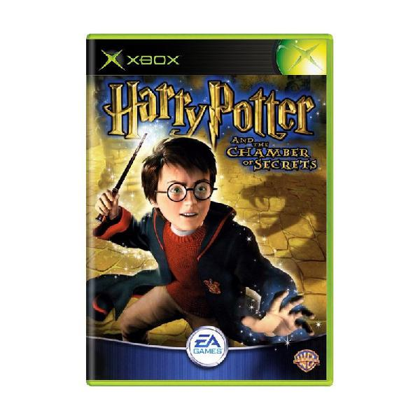 Jogo harry potter and the chamber of secrets - xbox
