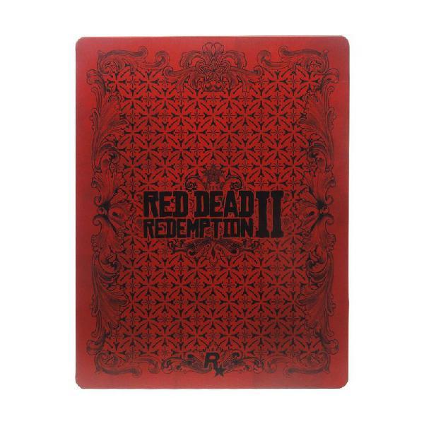 Jogo red dead redemption 2 (steelcase) - xbox one