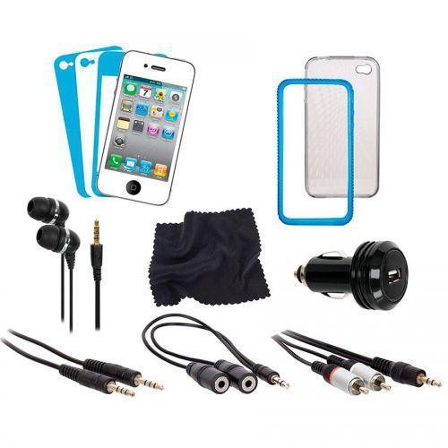 Kit para iphone 4 dreamgear dgipod1577