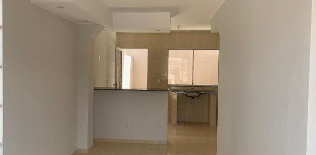 Linda casa duplex pronta para morar até 100 financiado
