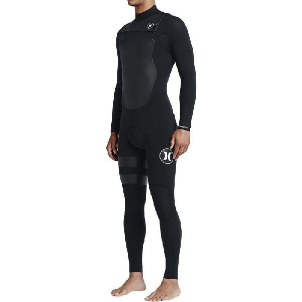 Long john hurley fusion 202 fullsuit black - surf alive