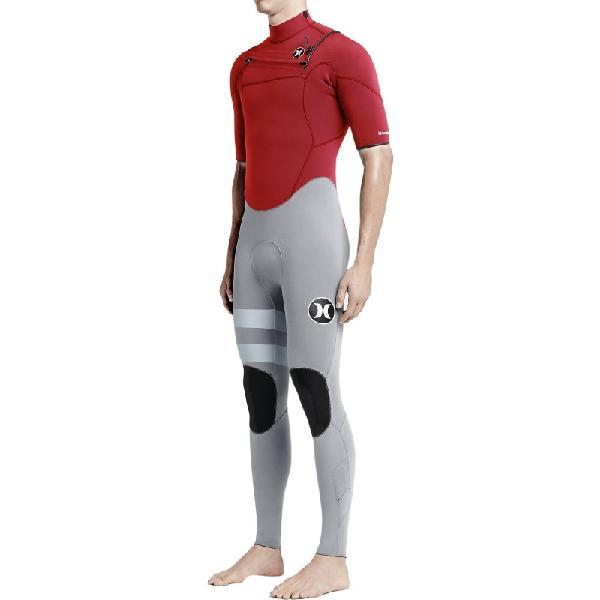 Long john hurley fusion 202 fullsuit red - surf alive