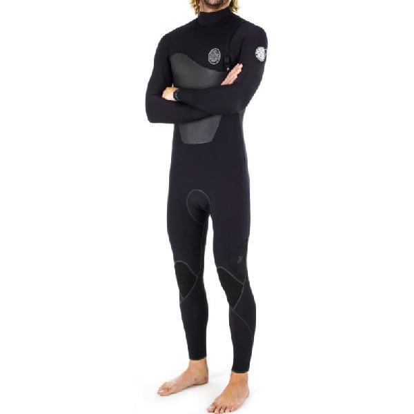 Long john rip curl flashbomb plus 3/2mm zip free plus - surf
