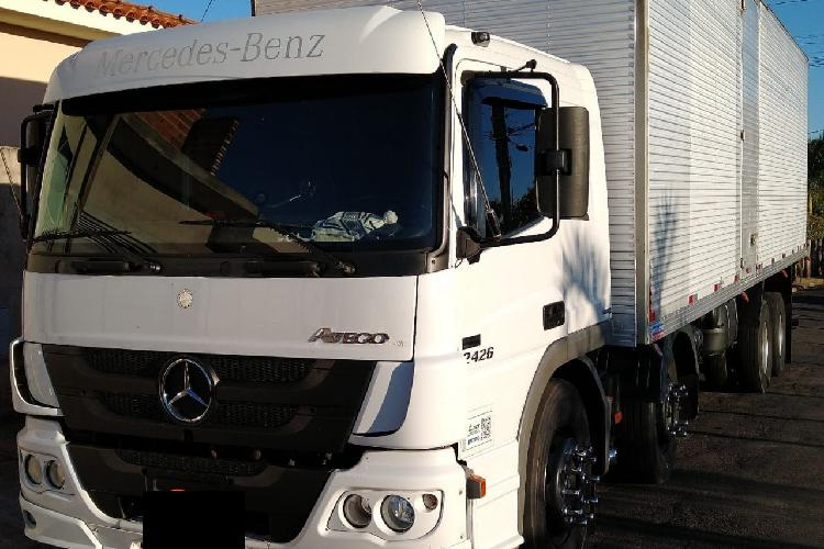 Mb2426 mercedes benz - 13/13