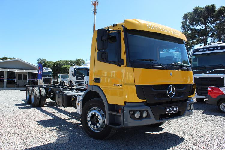 Mb2426 mercedes benz - 14/14