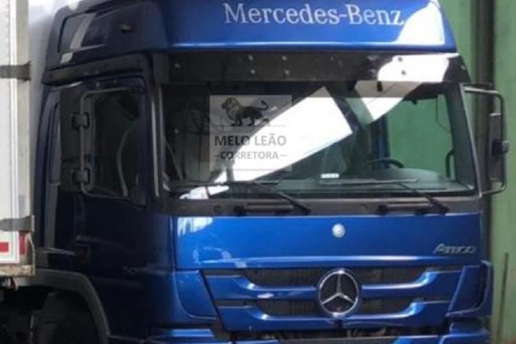 Mb2430 mercedes benz - 14/14