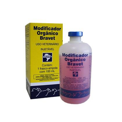 Modificador orgânico bravet 100 ml