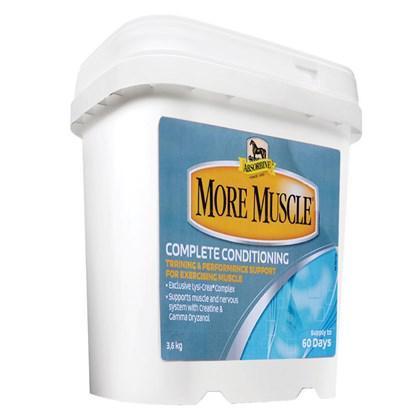 More muscle suplemento para ganho de múculo 3,6 kg