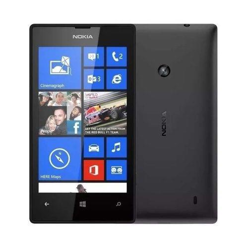 Nokia lumia 520 windows phone 8 - preto