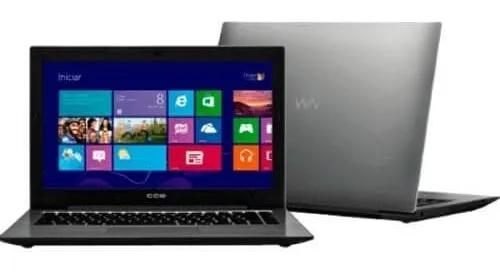 Notebook cce ultra thin s23 completo