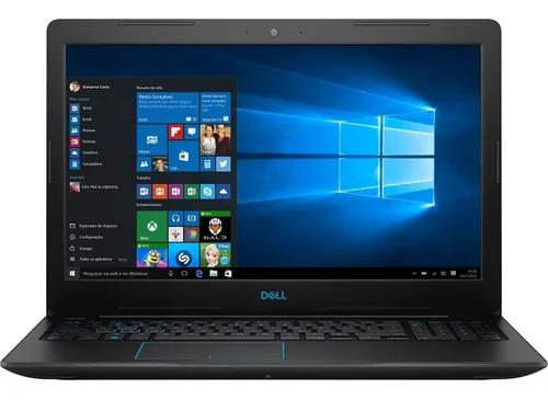Notebook dell inspiron g3 3579 15.6'' i5 1tb 8gb gtx 1050