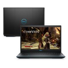 Notebook gamer dell g3 intel core i5 9300h 9ª geração 8gb