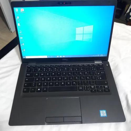 Notebook i5 8° geração top dell latitude 5400 impecável