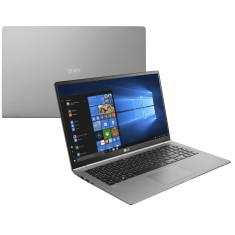 "Notebook lg 14z980-g.bh51p1 intel core i5 8250u 14"" 8gb ssd"