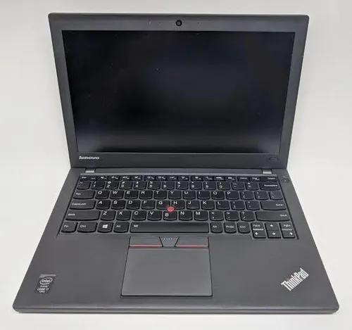 Notebook lenovo thinkpad core i5 8 gb ssd 256 tela 12.5