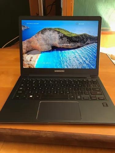 Notebook samsung de 900g (np930x2k) com ssd e config top