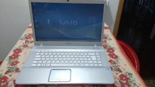Notebook sony vaio pcg-7182x dual core