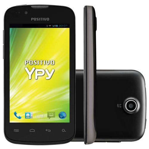 Positivo s400 preto - celular smartphone desbloqueado - dual