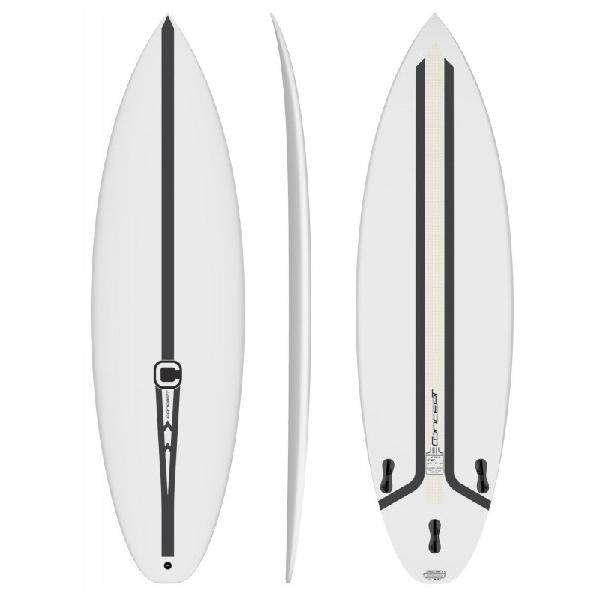 Prancha de surf concept active y 6.0 - surf alive