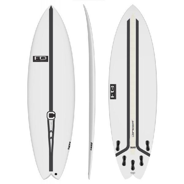 Prancha de surf concept fg twin tuare 5´11 - surf alive