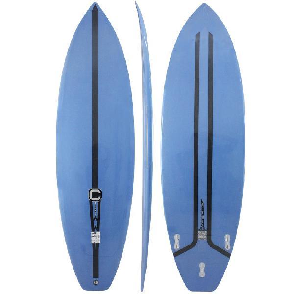 Prancha de surf concept factor x 6.6 - surf alive