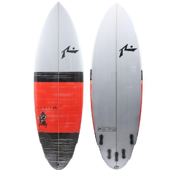 Prancha de surf rusty dwart 5.10 fcs 2 - surf alive