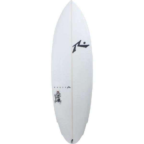 Prancha de surf rusty dwart 5.11 fcs 2 - surf alive