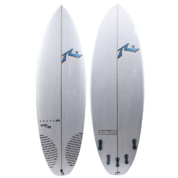 Prancha de surf rusty dwart too 5.10 fcs 2 - surf alive