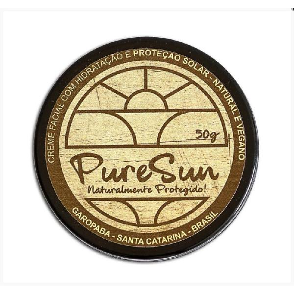 Protetor solar facial pure sun clássico - surf alive