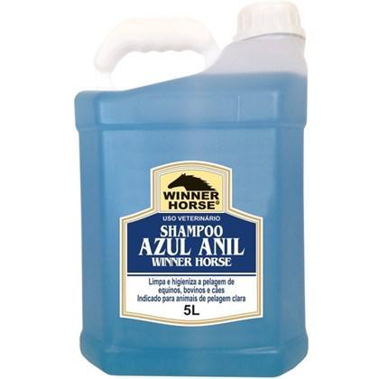 Shampoo azul anil 5 litros (indicado para pelagem clara)