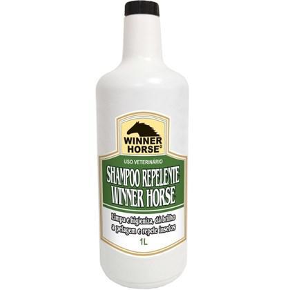 Shampoo repelente 1 litro (higieniza e repele insetos)