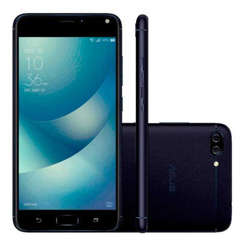 Smartphone asus zenfone 4 max preto dualchip 16gb tela de