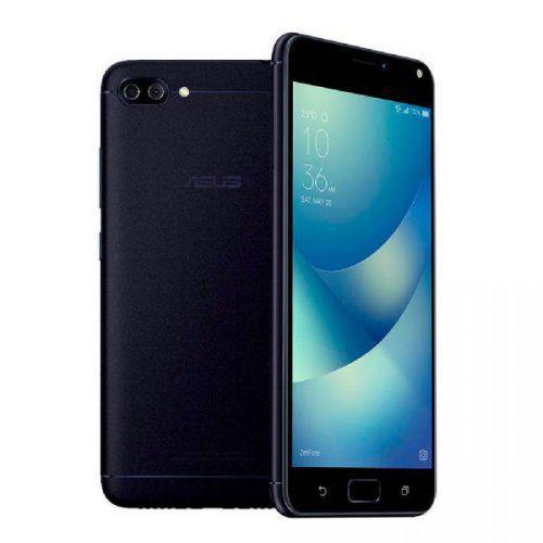 Smartphone asus zenfone 4 max, preto, zc554kl, tela de 5.5/