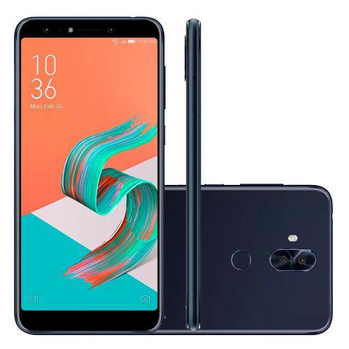 Smartphone asus zenfone 5 selfie pro 128gb, android 7.0 tela