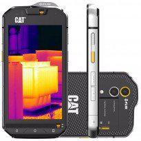Smartphone caterpillar s60 32gb 4g dual desbloqueado preto