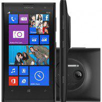 Smartphone nokia lumia 1020 desbloqueado preto