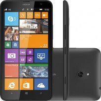 Smartphone nokia lumia 1320 desbloqueado preto