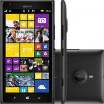 Smartphone nokia lumia 1520 desbloqueado preto