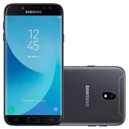 Smartphone samsung galaxy j7 pro j730 preto - dual chip,